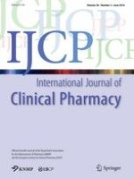 International Journal of Clinical Pharmacy 3/2014