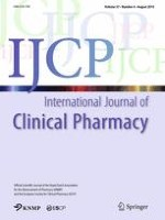International Journal of Clinical Pharmacy 4/2015