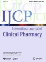 International Journal of Clinical Pharmacy 5/2015
