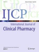 International Journal of Clinical Pharmacy 2/2016