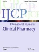 International Journal of Clinical Pharmacy 5/2016