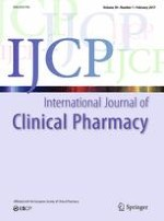 International Journal of Clinical Pharmacy 1/2017