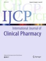 International Journal of Clinical Pharmacy 3/2017