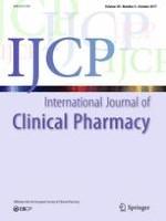 International Journal of Clinical Pharmacy 5/2017