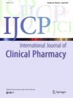 International Journal of Clinical Pharmacy 2/2018