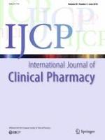 International Journal of Clinical Pharmacy 3/2018