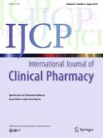 International Journal of Clinical Pharmacy 4/2018