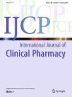 International Journal of Clinical Pharmacy 5/2018