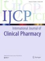 International Journal of Clinical Pharmacy 5/2020