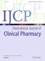 International Journal of Clinical Pharmacy 1/2021