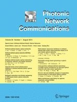 Photonic Network Communications 1/2014