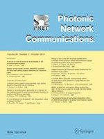 Photonic Network Communications 2/2019
