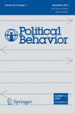 Political Behavior 3/1999
