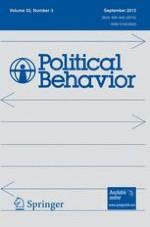 Political Behavior 1/2003