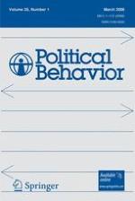Political Behavior 1/2006