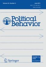 Political Behavior 2/2011