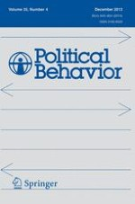 Political Behavior 4/2013