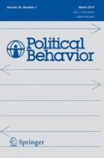 Political Behavior 1/2014
