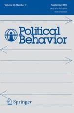Political Behavior 3/2014
