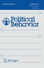 Political Behavior 4/2014