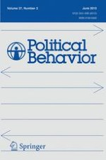 Political Behavior 2/2015