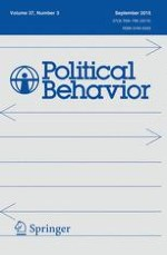 Political Behavior 3/2015
