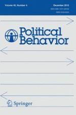 Political Behavior 4/2018