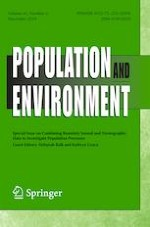 Population and Environment 2/2019