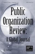 Public Organization Review 4/2001