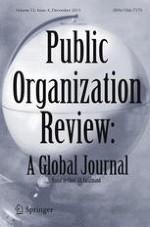 Public Organization Review 4/2013