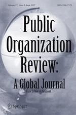 Public Organization Review 2/2017