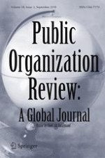 Public Organization Review 3/2018