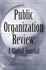 Public Organization Review 3/2019