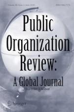Public Organization Review 2/2020