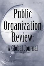 Public Organization Review 3/2020