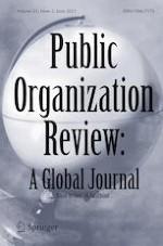 Public Organization Review 2/2021