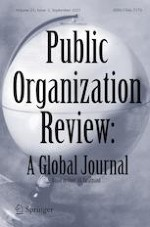 Public Organization Review 3/2021