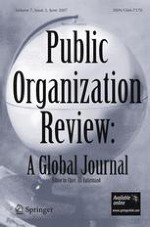 Public Organization Review 2/2007