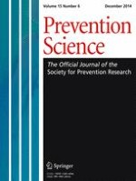 Prevention Science 6/2014