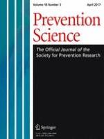Prevention Science 3/2017