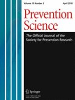 Prevention Science 3/2018