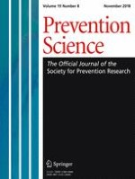 Prevention Science 8/2018