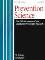 Prevention Science 3/2019