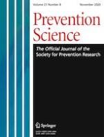 Prevention Science 8/2020