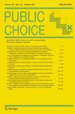 Public Choice 1-2/2011