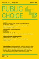 Public Choice 1-2/2016