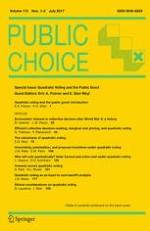 Public Choice 1-2/2017