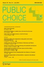 Public Choice 3-4/2018