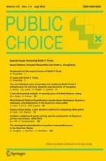 Public Choice 1-2/2018