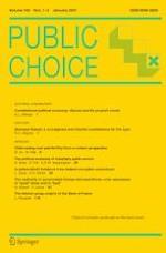 Public Choice 1-2/2021